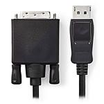 Nedis DisplayPort cable macho a DVI-D macho (2 m)