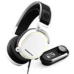 SteelSeries Arctis Pro + GameDAC Blanco