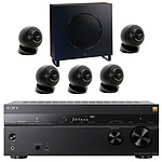 Sony STR-DN1080 + Cabasse Eole 4 Noir