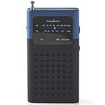 Nedis RDFM1100 Noir/Bleu