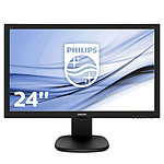 "Philips 23.6"" LED - 243S5LJMB"