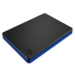 Seagate Game Drive 4 TB negro y azul