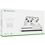 Microsoft Xbox One S (1 To) + 2ème Manette