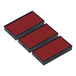 Trodat Cassette d'encrage rouge pour Printy 6/4912 x3