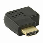 Nedis Adaptateur HDMI mâle / HDMI femelle (coudé gauche)