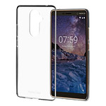 Nokia Funda transparente CC-170 Nokia 7.1