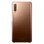 Samsung Gradation Clear Cover Or Galaxy A7 2018