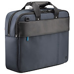 "Mobilis Executive 3 Briefcase 14-16"" - Bleu/Noir"