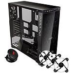 IN WIN 805C Black + iEar + Polaris RGB x 3 OFFERTS !