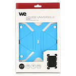 "We Protection Universelle Tablette 8.9/12"" Bleu"
