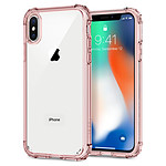 Spigen Case Crystal Shell Rose iPhone X