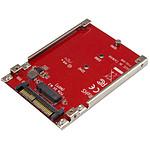 StarTech.com Adaptateur PCI Express M.2 vers U.2