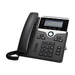 Cisco IP Phone 7821 avec micrologiciel de téléphone multiplateforme