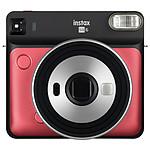 Fujifilm instax Square SQ6 Rojo