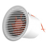 Baseus Small Horn Desktop Fan Blanc