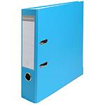 Exacompta Classeur à levier 80mm Bleu clair