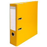 Exacompta Archivador de palanca 80mm Amarillo