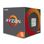 AMD Ryzen 5 2600X MAX (3.6 GHz)