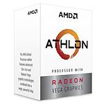 AMD Athlon 200GE (3.2 GHz) avec mise à jour BIOS