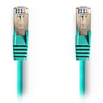 Nedis RJ45 categoría de cable 5e SF/UTP 0,5 m (Verde)
