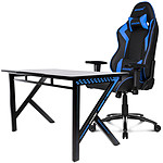 AKRacing Gaming Setup SX (bleu)
