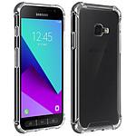 Akashi Coque TPU Angles Renforcés Samsung Galaxy Xcover 4 et Xcover 4s