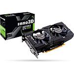 INNO3D GeForce GTX 1050 Twin X2 3 Go