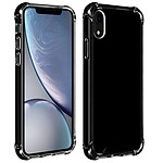 Akashi TPU Shell Ángulos reforzados Negra Apple iPhone XR