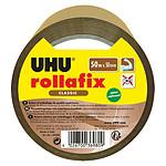 UHU Rollafix Ruban Emballage Brun