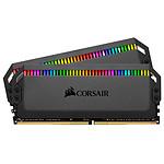 Corsair Dominator Platinum RGB 16 Go (2x 8Go) DDR4 3600 MHz CL18