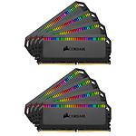 Corsair Dominator Platinum RGB 128 Go (8 x 16 Go) DDR4 3000 MHz CL15