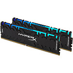 HyperX Predator RGB 32 Go (2x 16 Go) DDR4 3200 MHz CL16
