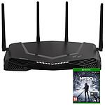 Netgear Nighthawk Pro Gaming XR500 + Metro Exodus (Xbox One) OFFERT !