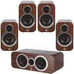 Q Acoustics Pack 5.0 3010i Noyer
