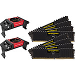 Corsair Vengeance LPX Series Low Profile 128 Go (8x 16 Go) DDR4 4000 MHz CL19