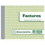Exacompta Manifold Factures 10.5 x 13.5 cm