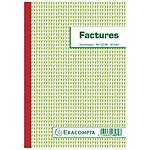 Exacompta Manifold Factures Tripli 21 x 14.8 cm