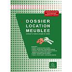 Exacompta Dossier Location Meublée 30 x 21.5 cm