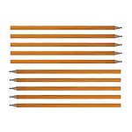 Crayon Graphite Eco HB x120