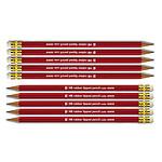 Crayon graphite HB avec gomme x120