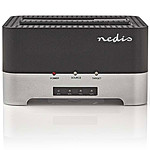 Nedis Station d'accueil HDDUDB3300BK