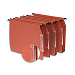 Dossiers suspendus pour armoire fond 30 mm x 25