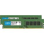 Crucial DDR4 32 GB (2 x 16 GB) 3200 MHz CL22 DR X8