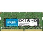 Crucial SO-DIMM DDR4 4GB 3200 MHz CL22 SR X16