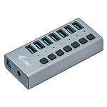 i-tec USB 3.0 Charging Hub 7 Port + Power Adapter 36W