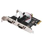 i-tec PCI-E 2x Serial RS232