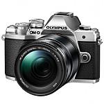 Olympus E-M10 MK III Argent + ED 14-150mm