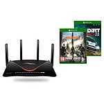 Netgear Nighthawk Pro Gaming XR700 + The Division 2 (Xbox One) + Dirt Rally 2.0 (Xbox One)