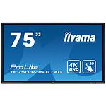 "iiyama 75"" LED - ProLite TE7503MIS-B1AG"