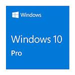 Microsoft Windows 10 Pro 32/64 bits - USB